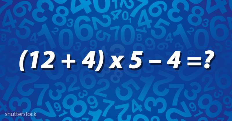 Can You Give This Mathematical Problem A Try? Many Find It Difficult At FirstCan You Give This Mathematical Problem A Try? Many Find It Difficult At First