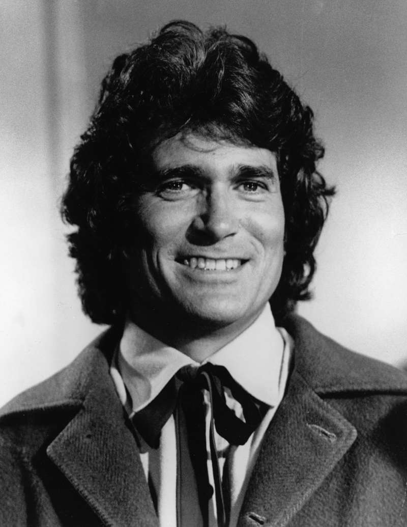 He Was Like A Surrogate Dad To Me Melissa Gilbert Recalls The Late Michael Landon S Golden Heart