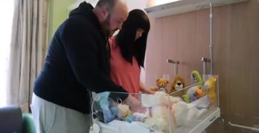 Baby Who Suffered The Highest Recorded Number Of Heart Attacks In One Day, 25, Miraculously Survived. Now He Lives A Happy Life!