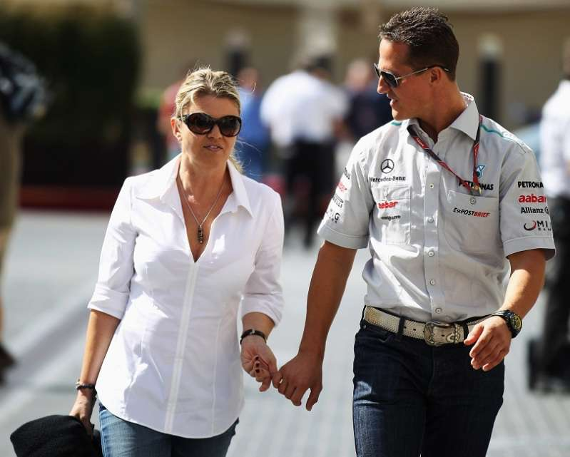 Michael Schumacher's Wife Sheds Light On Her Husband's Mindset And Condition After 5-Year Long Silence