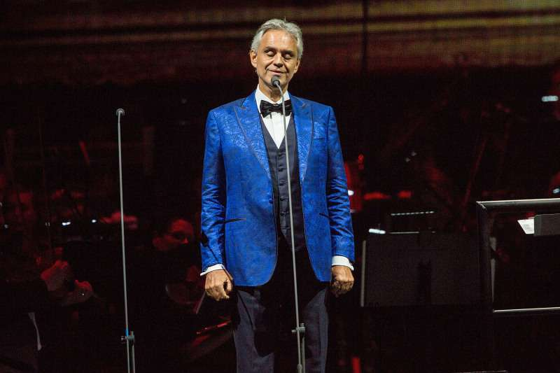 Andrea Bocelli Is Spreading The Christmas Spirit With His Special Rendition Of This Festive Winter Hit