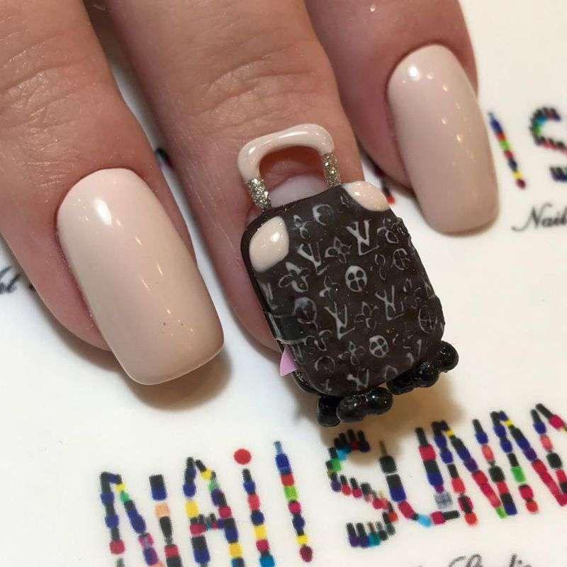 ¿Sin ideas para la manicura? 7 diseños frescos y novedosos como inspiración para las uñas