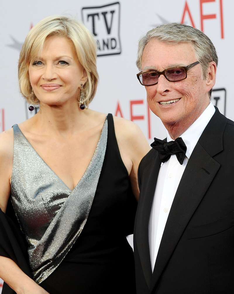 No Regrets! 73-Year-Old TV Legend Diane Sawyer Comes Clean About Why She Chose Not To Be A Mom